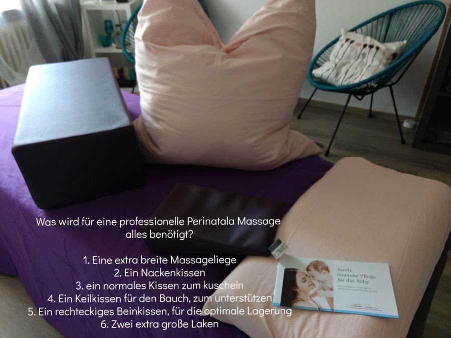 Massage für Schwangere / Perinatale Massage - Aichtal